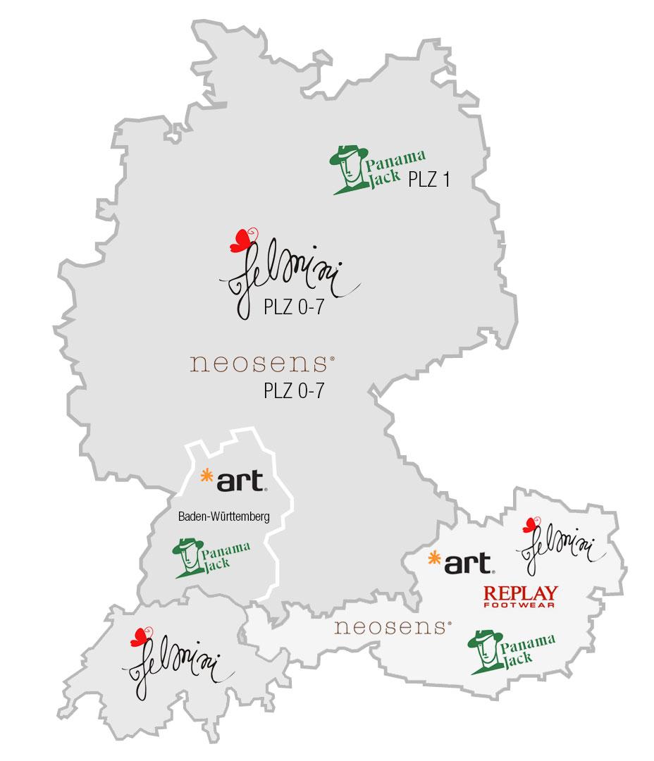 Marken Deutschland Unsere Marken in Deutschland